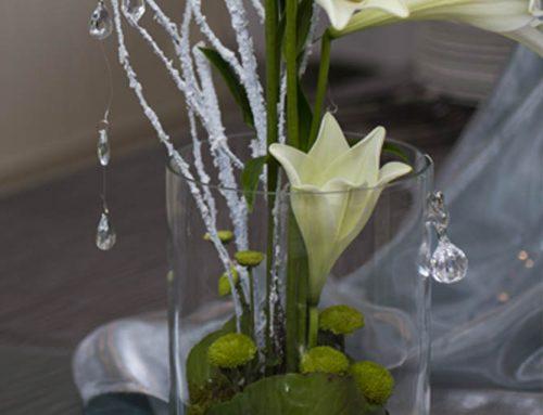 Kukka koristaa kotia ja juhlaa